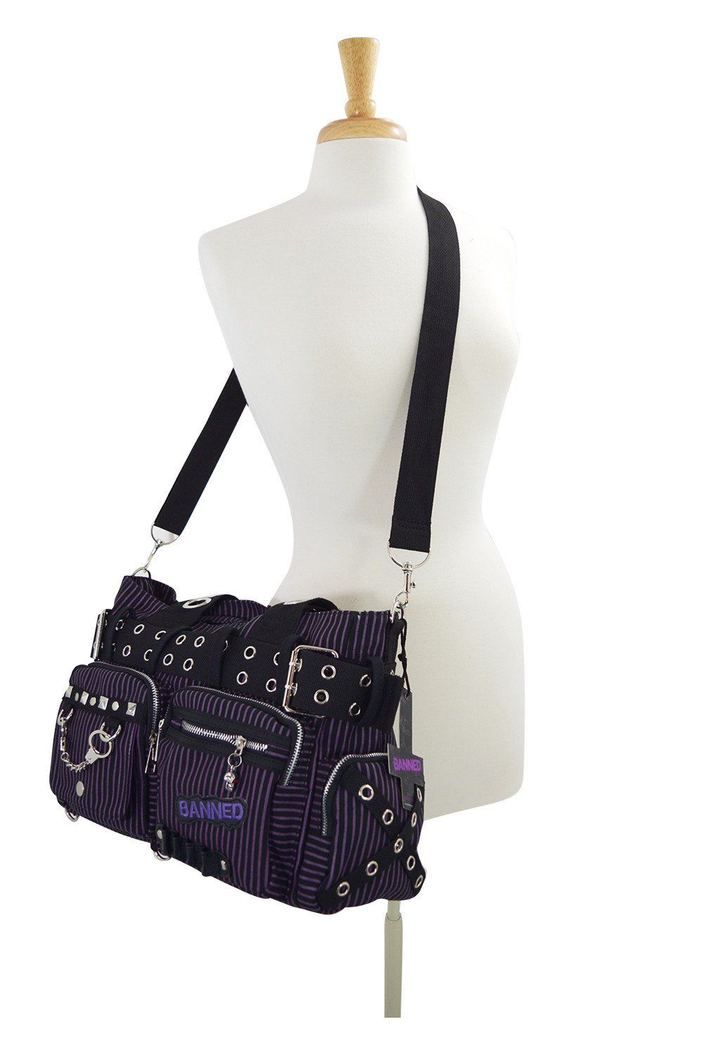 This Medium Handbag Shoulder Bag Has Lots Of Different Compartments Inside The Main Compartment There Is A Zipped Purse Pocket Two Open Pouch Pockets