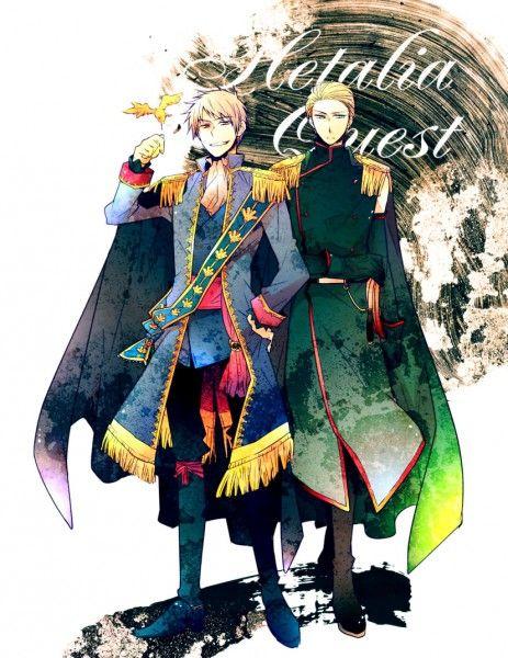 Hetalia- Prussia & Germany