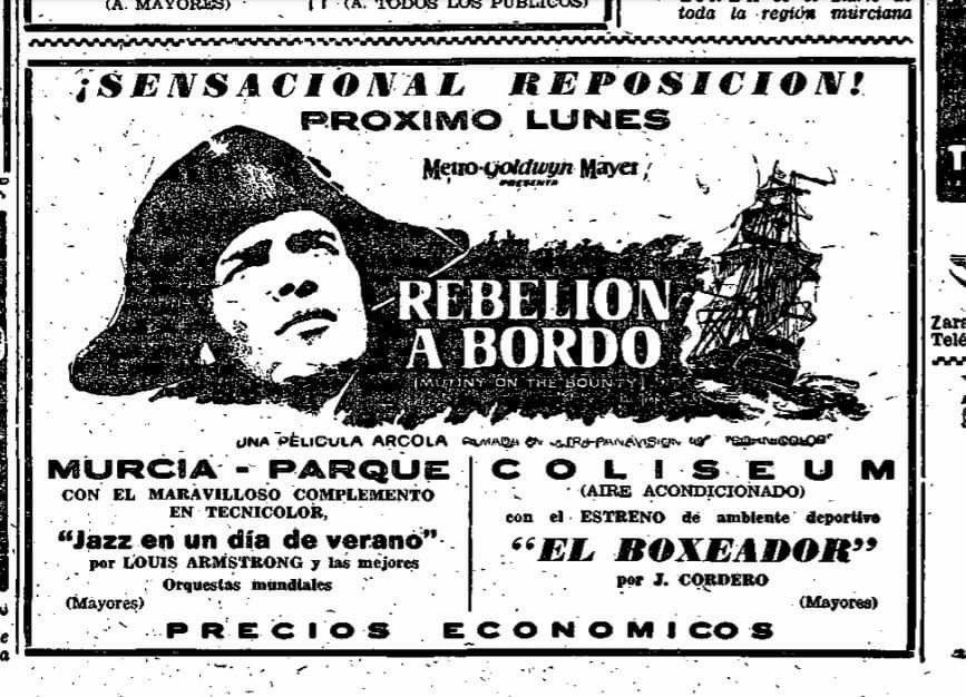 Pin En Los Cines De Antes De Murcia