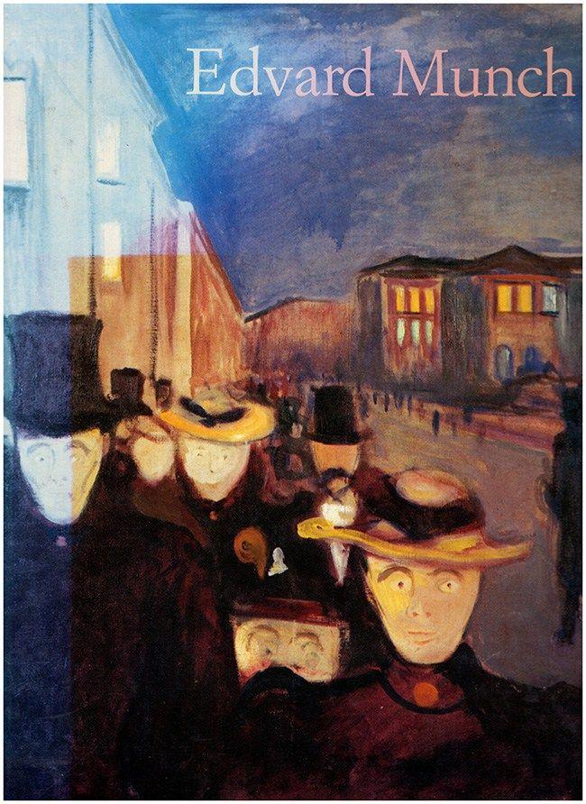 MUNCH, E: Edvard Munch 1863-1944: Bilder vom Leben und vom Tod