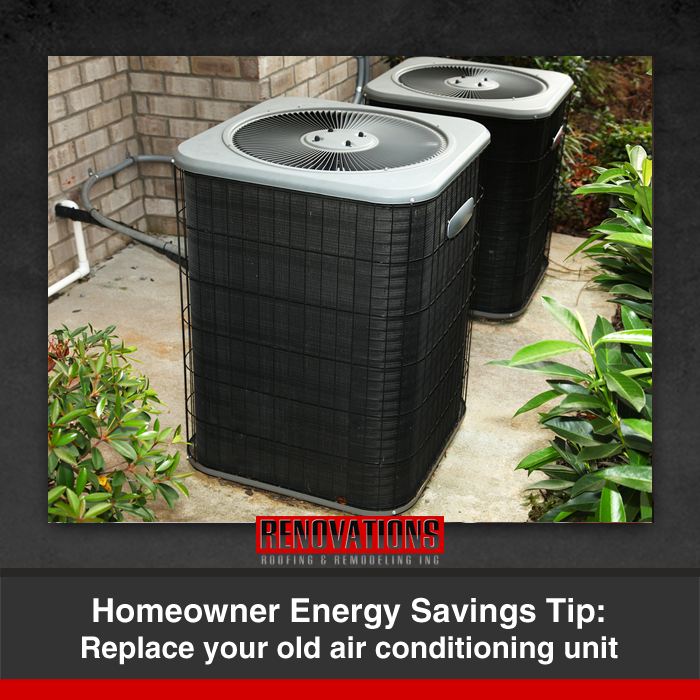Summer Energy Savings Tip If your air conditioner is