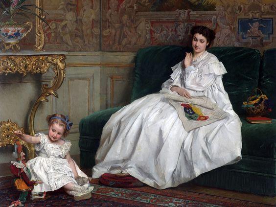 Gustave Léonhard de Jonghe (1829 – 1893)
