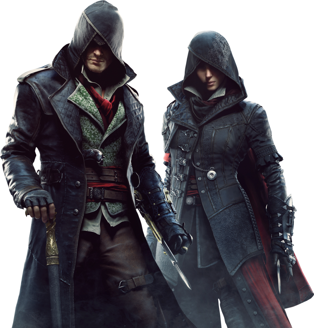Assassin S Creed Syndicate Les Jumeaux Frye Jacob Et Evie Frye