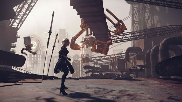 NieR: Automata for PC officially launches March 17