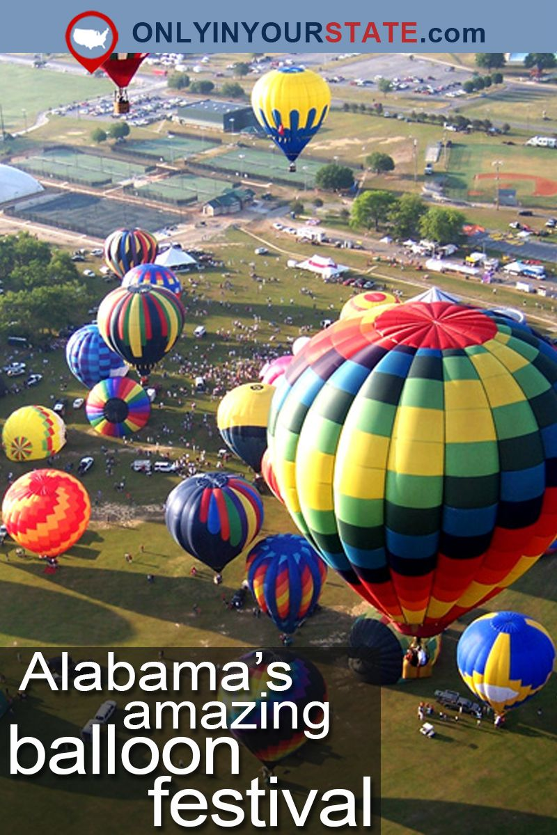 There's Nothing Better Than This Epic Festival In Alabama