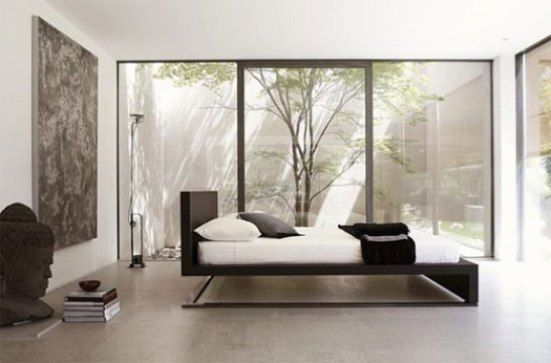 Zen Interior Bedroom Design: Zen Interior Design For Best Style Of Your Home