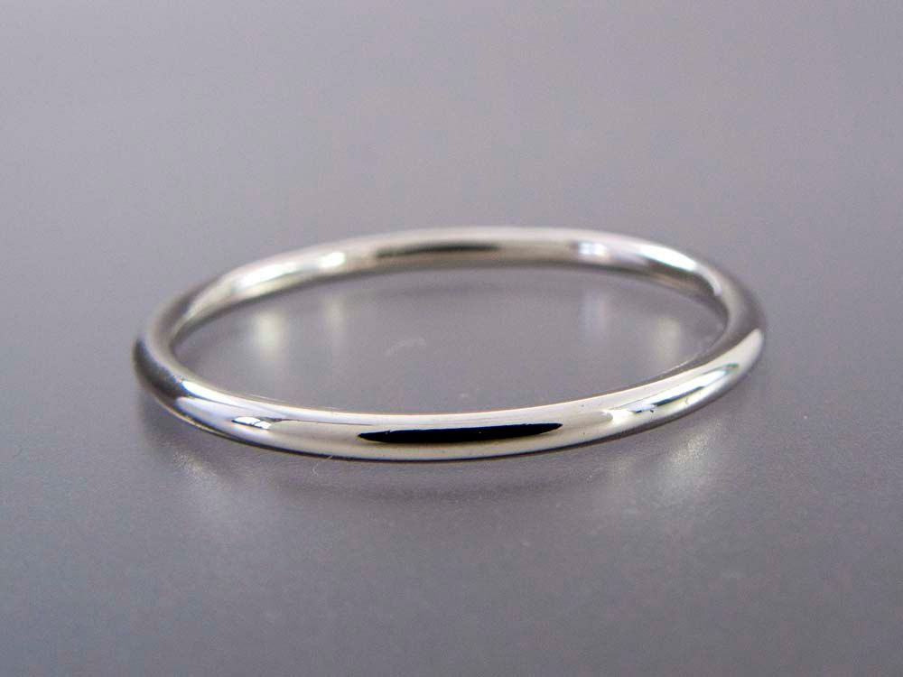 Thin Platinum Wedding Band 1 3mm Wide Stacking Ring Choice Etsy Thin Wedding Bands Platinum Wedding Band Platinum Wedding Rings