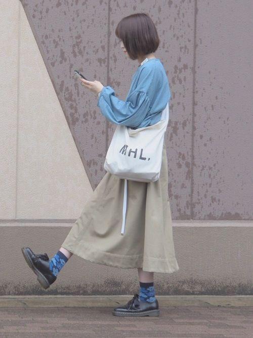 Shizuku Kastaneのtシャツ カットソーを使ったコーディネート 画像