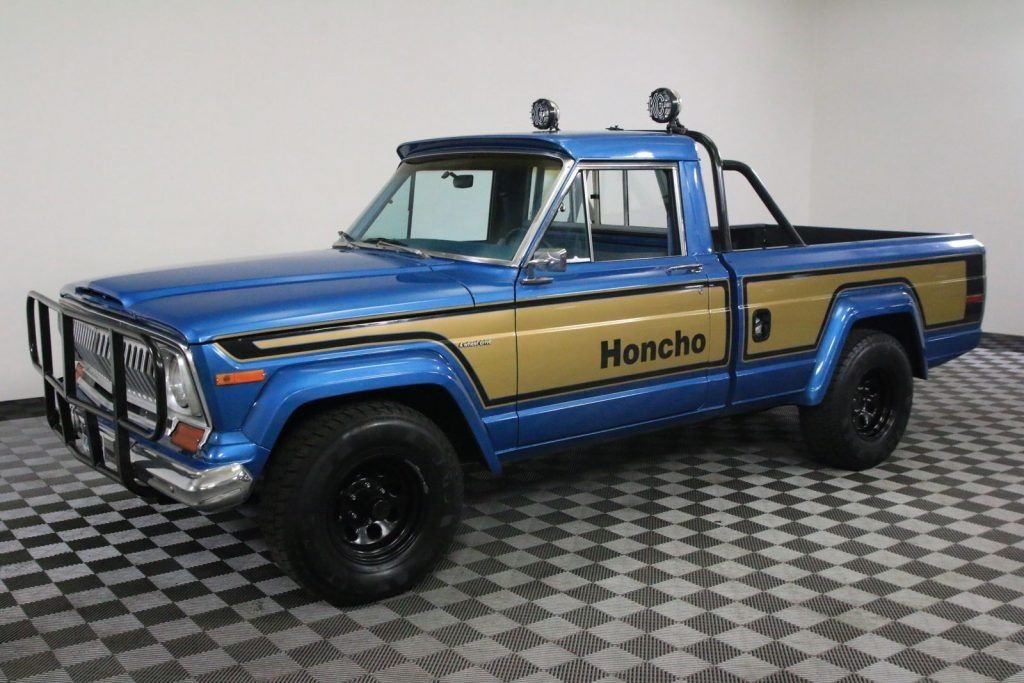 1978 Jeep J10 Honcho Gladiator Restored RARE | J20 | Jeep