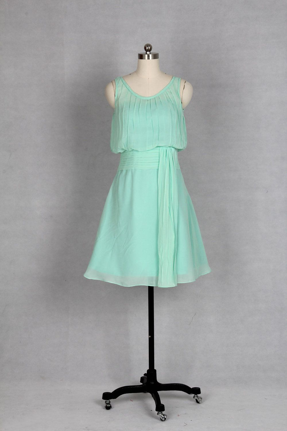 Mint chiffon bridesmaid dress by harsuccthing on etsy 8900 mint chiffon bridesmaid dress by harsuccthing on etsy 8900 ombrellifo Images