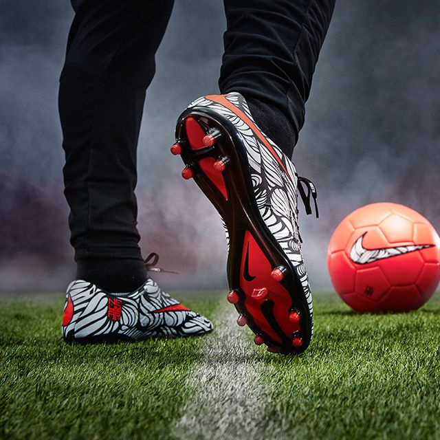 eeb42a239054 Pro Direct Soccer - Nike Neymar Ousadia Alegria Hypervenom II Football Boot  Collection - Black