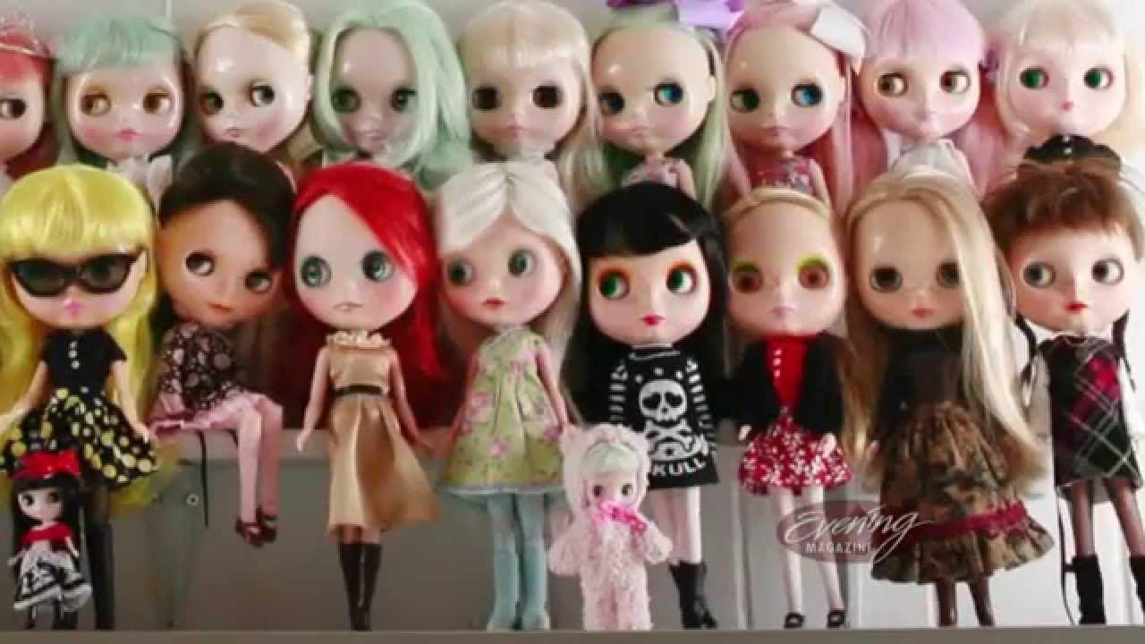 Blythe Doll Creator, KING-TV Evening Magazine