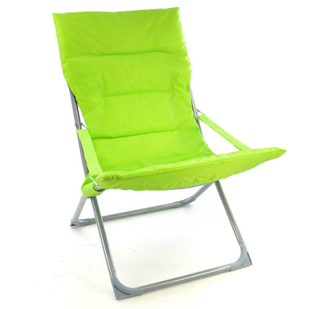 Ebay Sponsored Camping Stuhl Apfelgrun Klappbar Stahlrohr