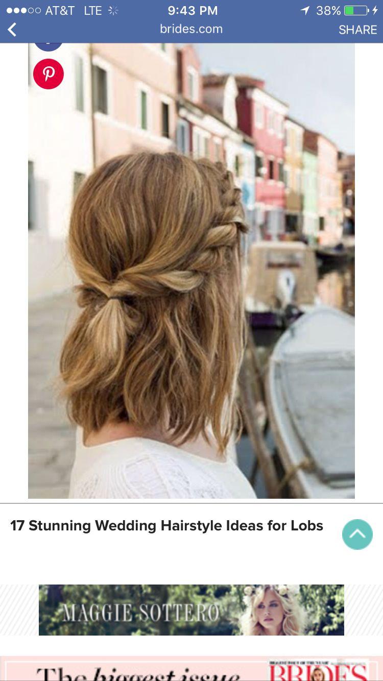 Possible bridesmaid hair moh stuff pinterest bridesmaid hair