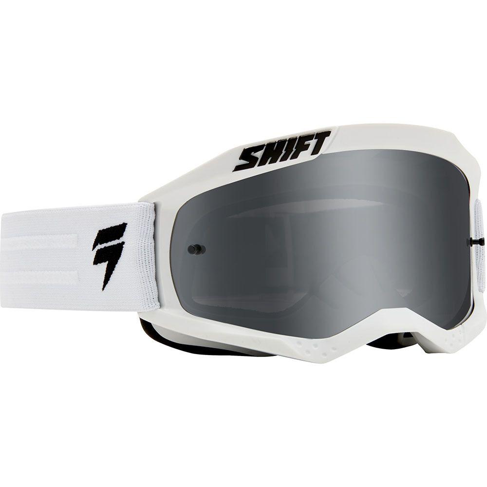 7830d9e68d8 Shift WHIT3 Label White Goggles at MXstore