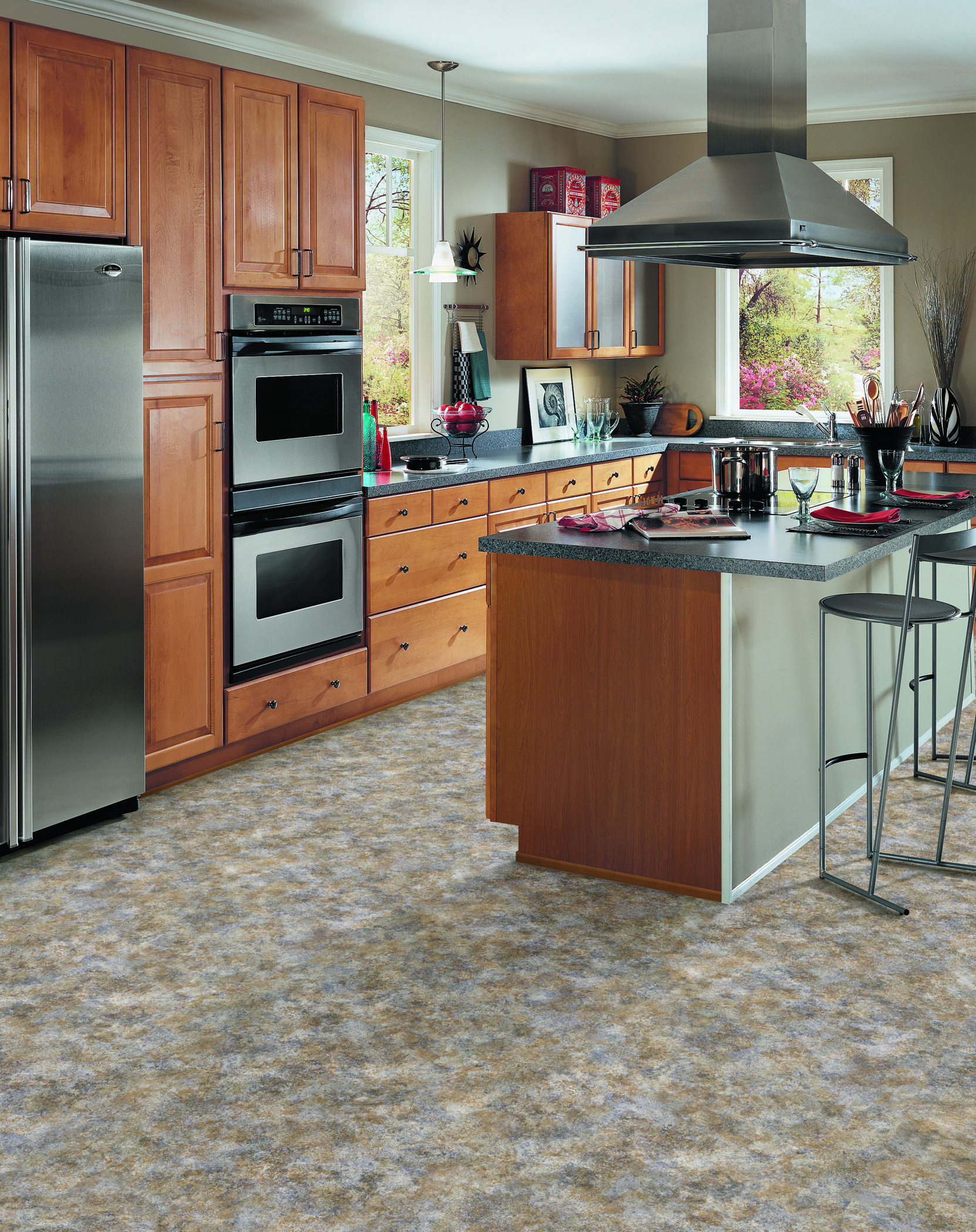 company resilient continental armorcore sheet tile floors luxury flooring congoleum commercial products