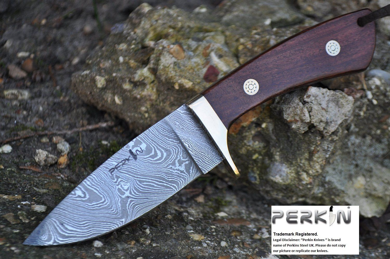 Custom Damascus Handmade Hunting Knife Bushcraft Knife Buy From Seller Perkin Knives Only We Do Not Have Any Other B Hunting Knife Bushcraft Knives Knife