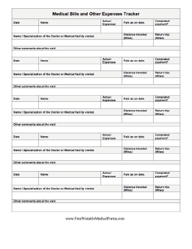 This Form Allows A Patient Family Member Or Caregiver To Keep