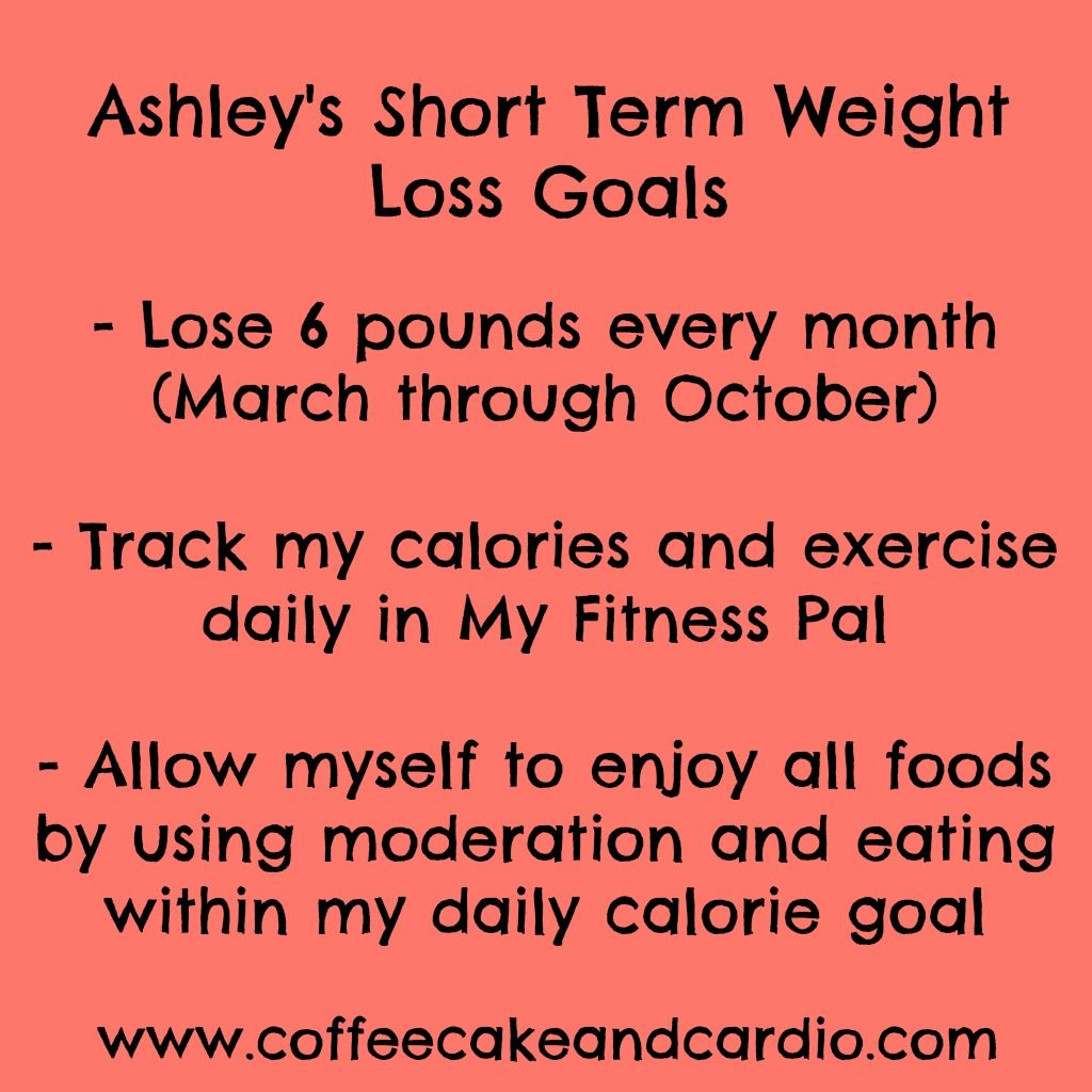 great example of short term and long term weight loss goals great example of short term and long term weight loss goals