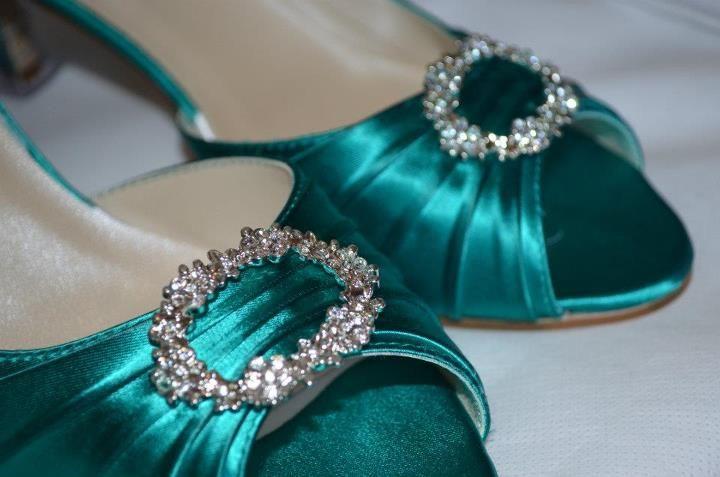PINK WEDDING SHOES!?!?! - Weddingbee | Pink wedding shoes