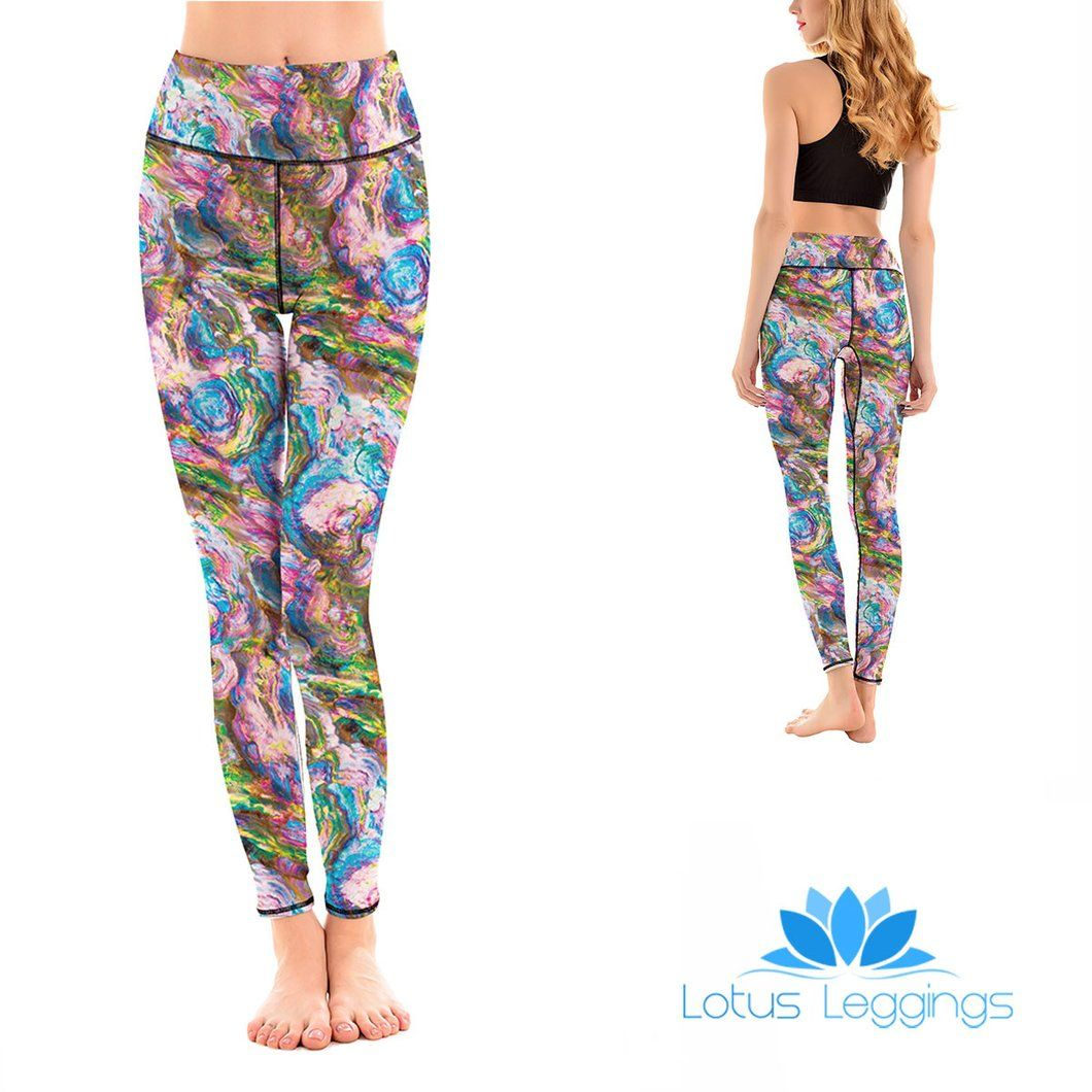 Lotusx Marble Leggings Lotus Leggings Pinterest Marbles Yoga