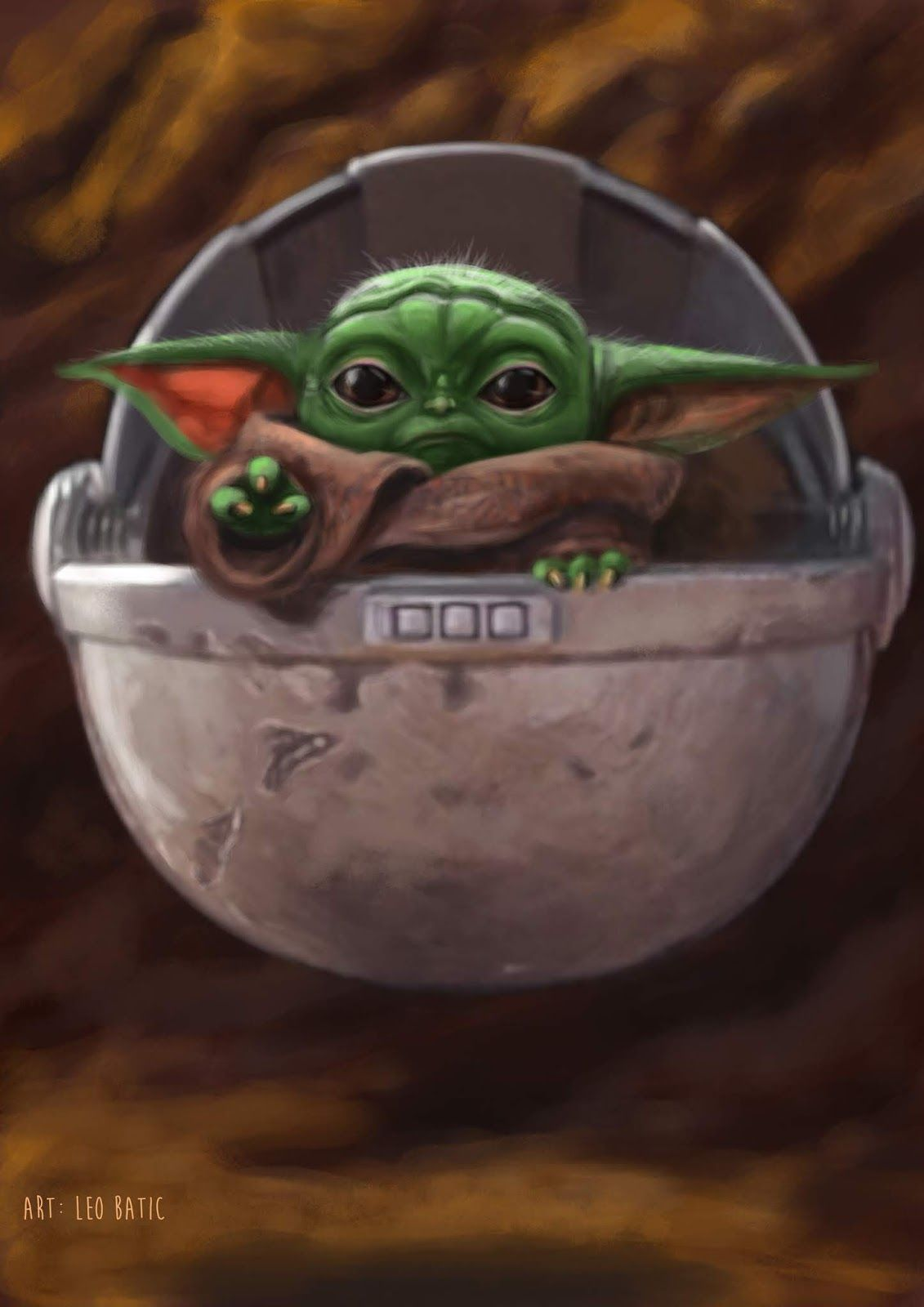 """The child """"Baby Yoda"""" background wallpapers Мандалорец"""