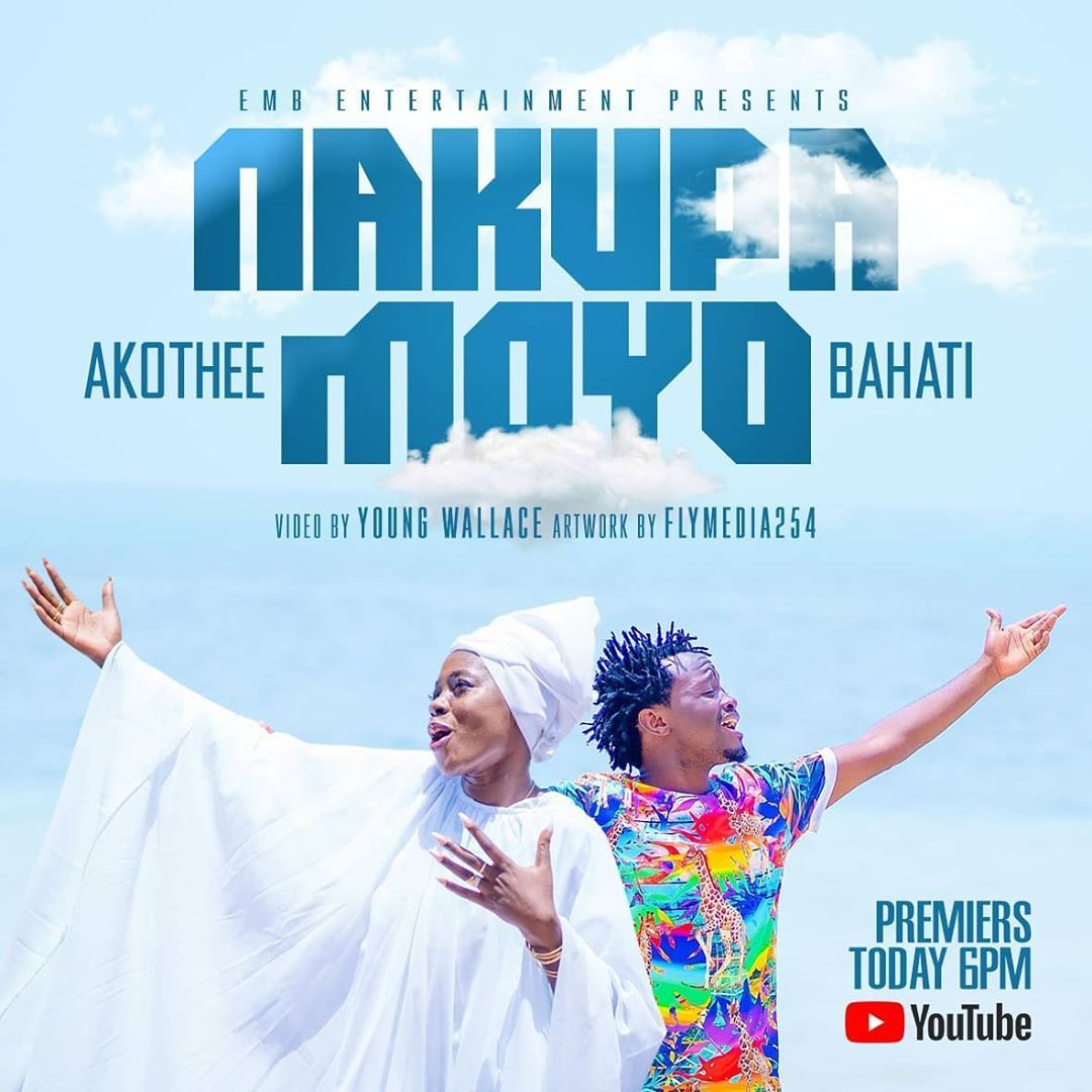 New Audio Bahati Ft Akothee Nakupa Moyo Mp3 Download In 2020 Latest Music Videos New Hit Songs Nigerian Music Videos