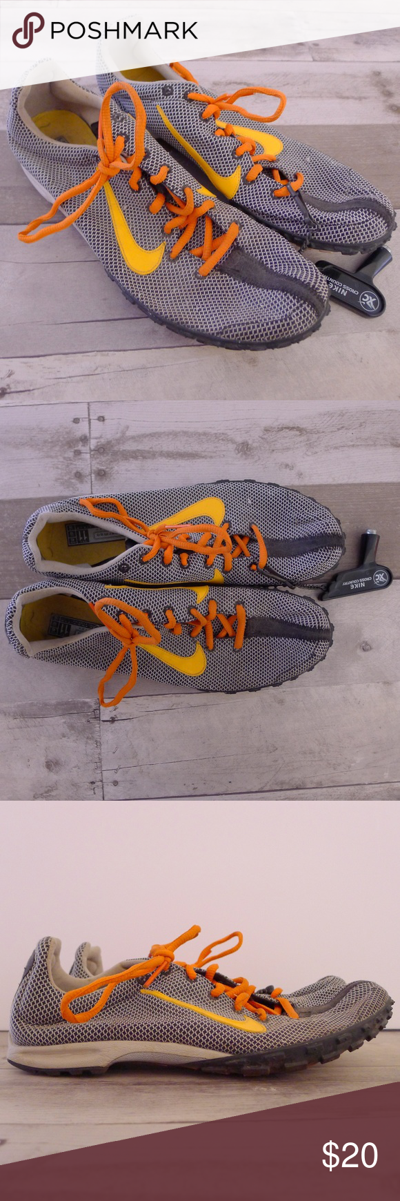 ad9fcaf182d0d Nike Bowerman Track and Field Spikes Good condition. No spikes included.  C02 Nike Shoes Athletic Shoes