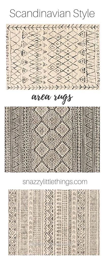 Area Rugs Scandinavian Style Home Decor Ideas Inspiration And Bedrooms