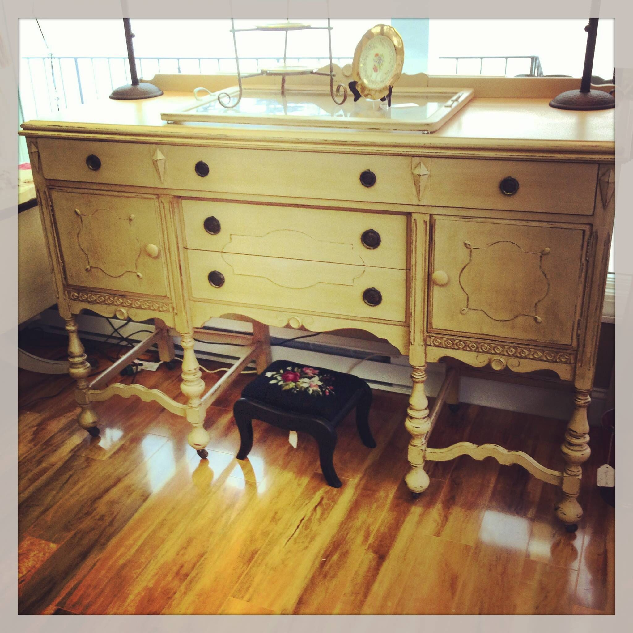 how to turn a dresser into a kitchen island paint couture beautiful buffet by maureen bane of 9935
