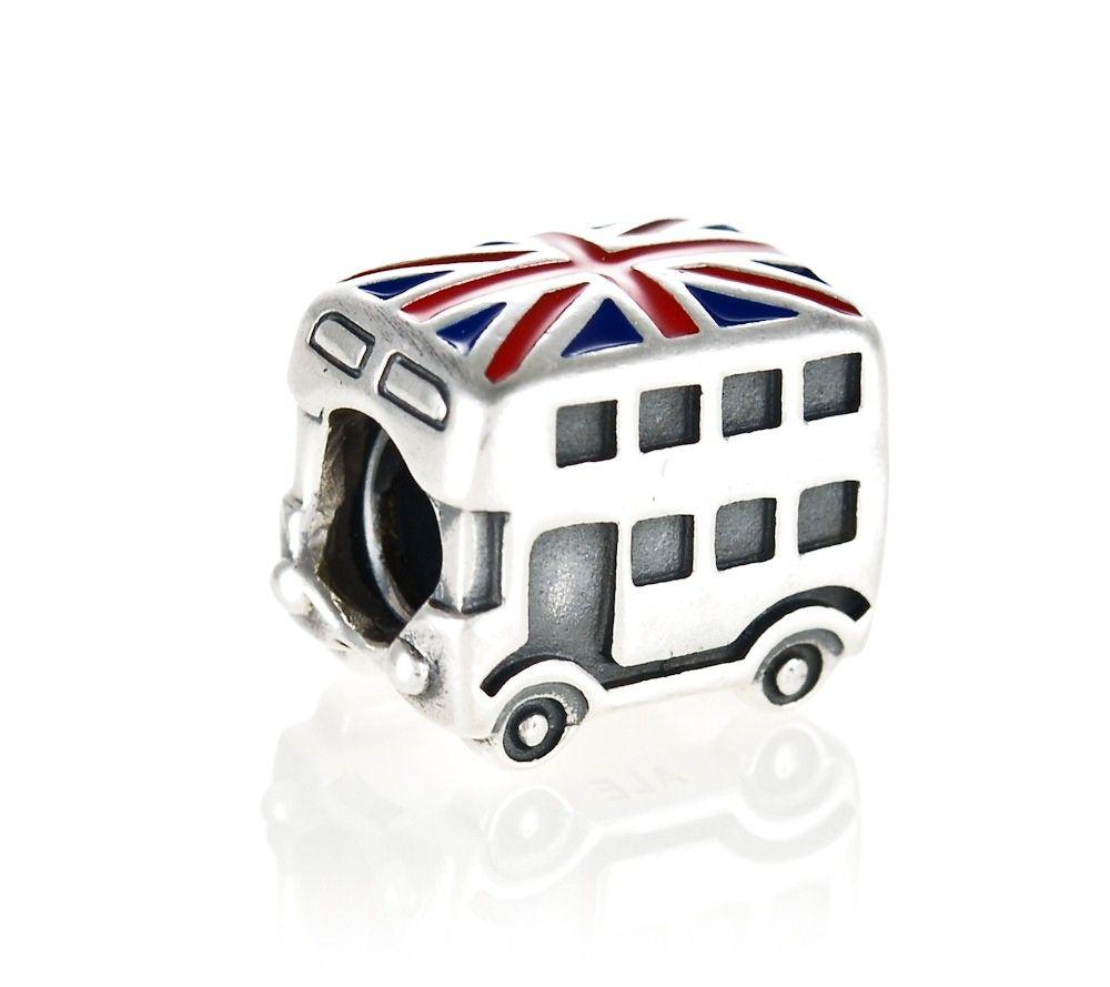 pandora bus charm