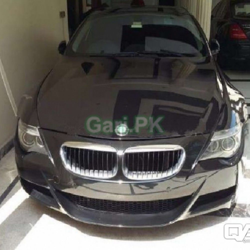 BMW 6 Series 645i 2004 for Sale in Lahore, Lahore Buy
