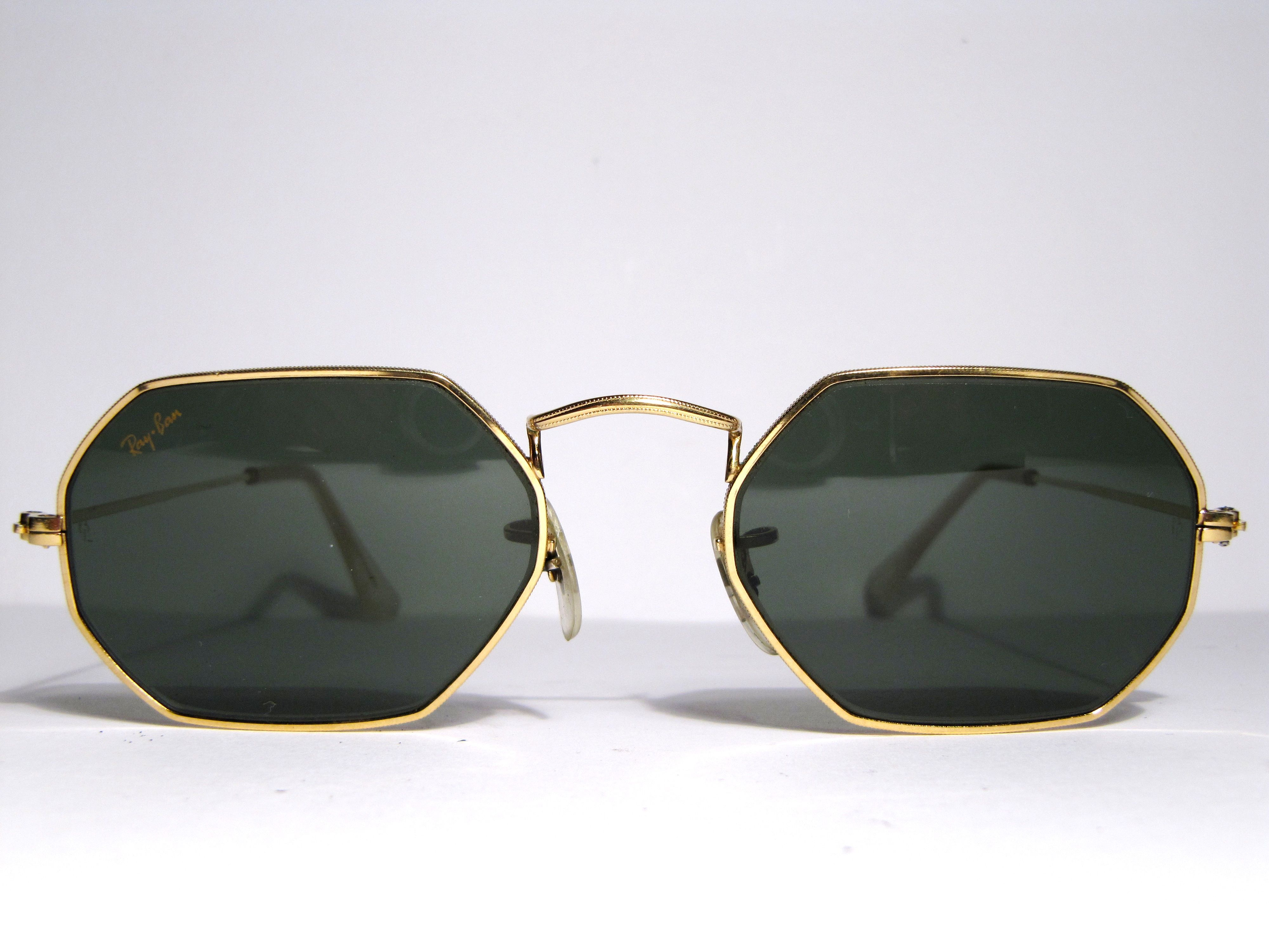Ray Ban Octagon U.S.A B L   lookstory   Ray ban sunglasses ... 8e33c98d343