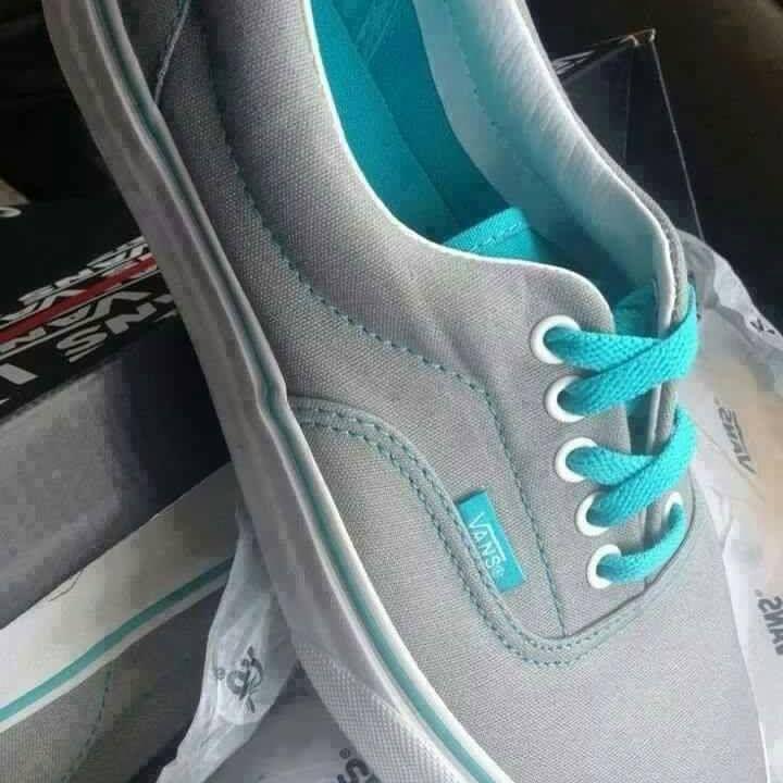 Vans Grises · Zapatos ...