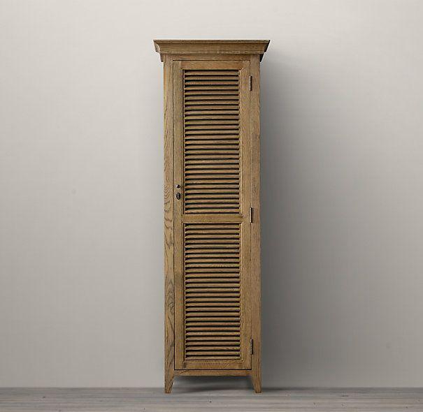 Shutter Medium Bath Cabinet | bathrooms | Pinterest | Bath ...