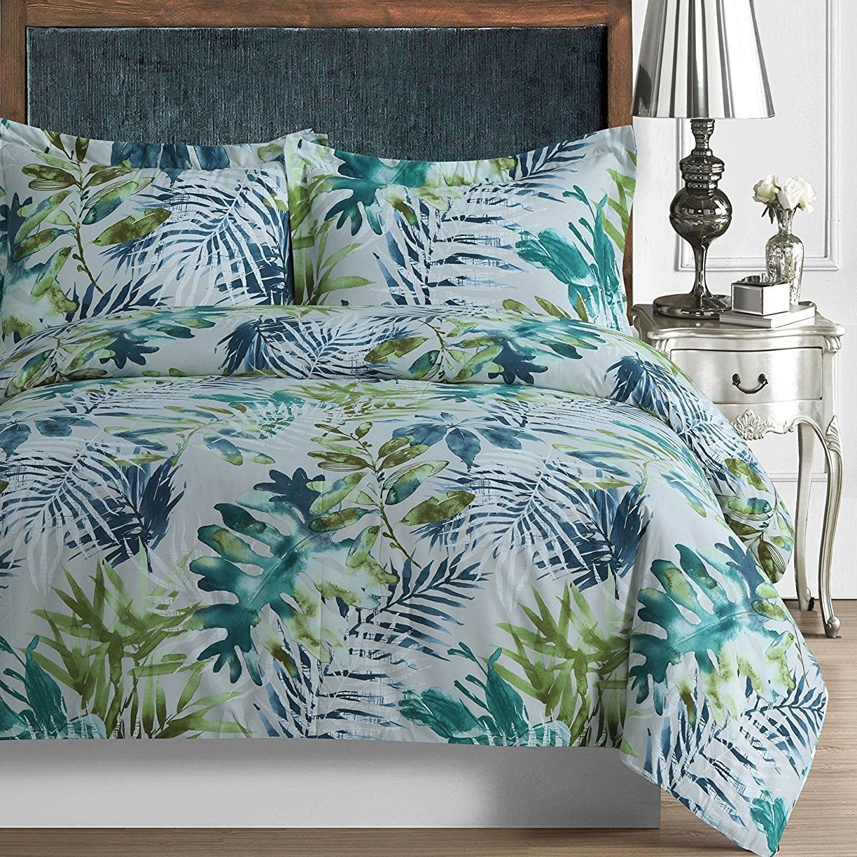 100 Tropical Bedding Sets And Tropical Comforters For 2020 Beachfront Decor Tropical Bedding Sets Tropical Bedding Duvet Cover Sets