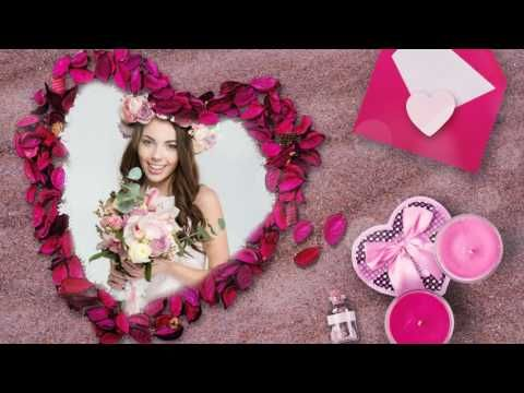 Free Heart Made Of Petals By Memory Magic Proshow Slides And