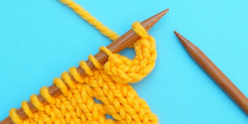 Triple Leaf Edging Step by Step (With images) | Knitting ...