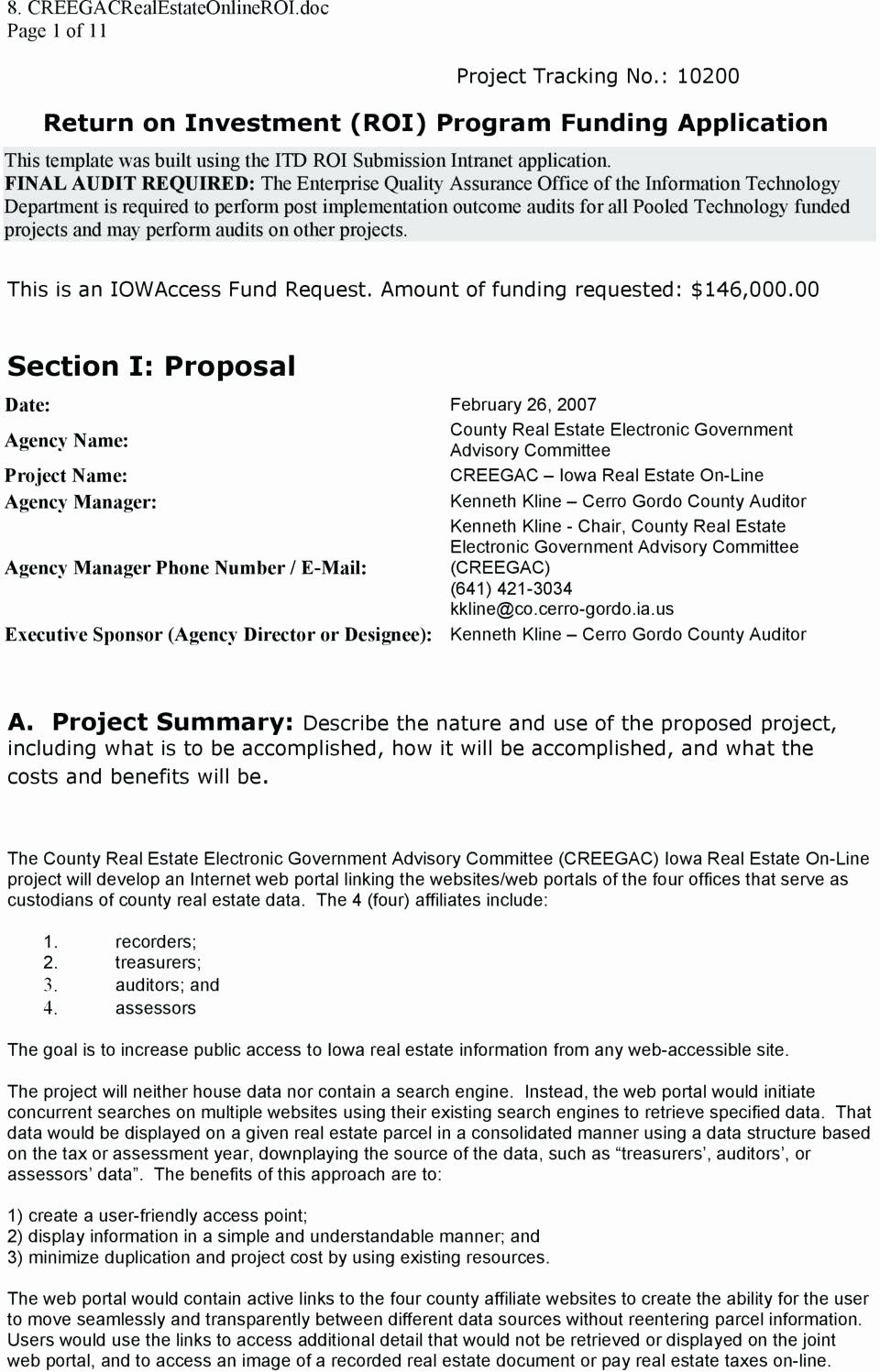 Real Estate Investment Proposal Template In 2020 Proposal Templates
