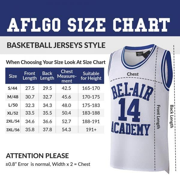 637d8c53c705 Will Smith 14 The Fresh Prince Of Bel Air Academy Basketball Jersey (4  colors)