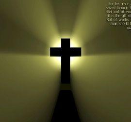 Amazing Grace Christian Cross Wallpaper Christian Wallpaper Jesus On The Cross