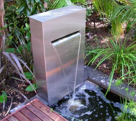 Popular Outdoor Fountain Designs | Modern World Home Interior