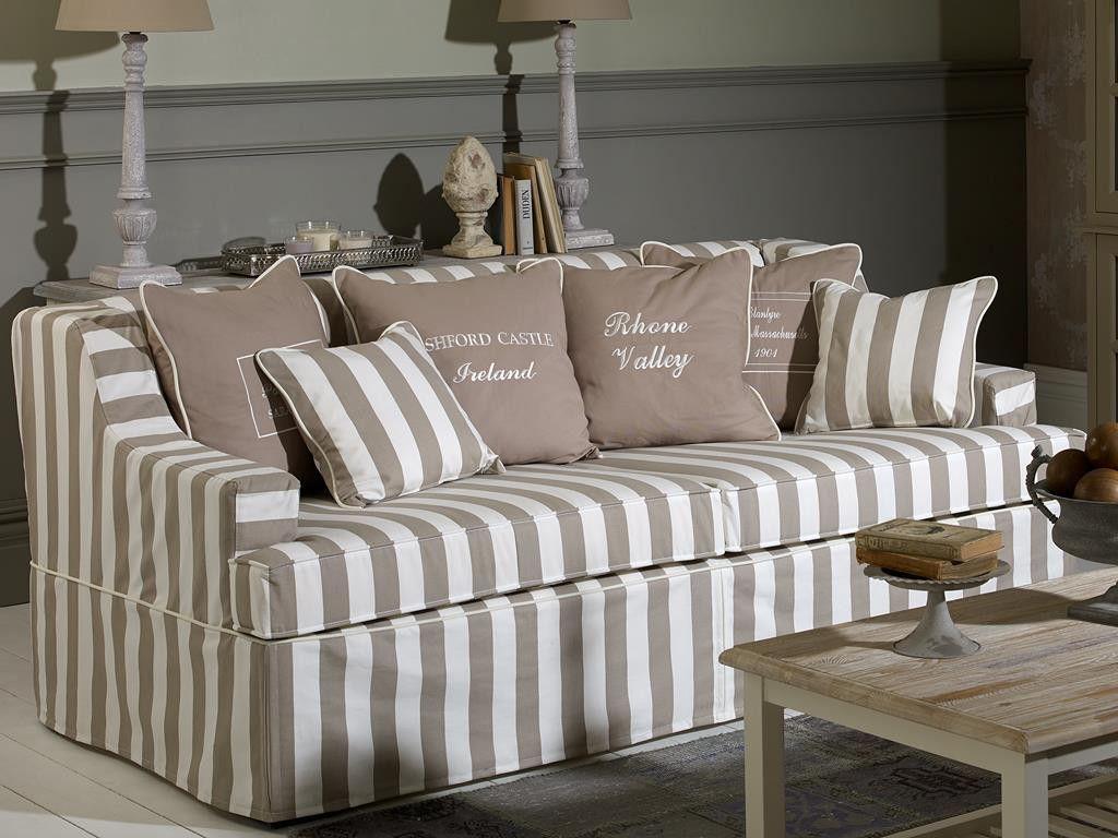 Nett Sofa Im Landhausstil