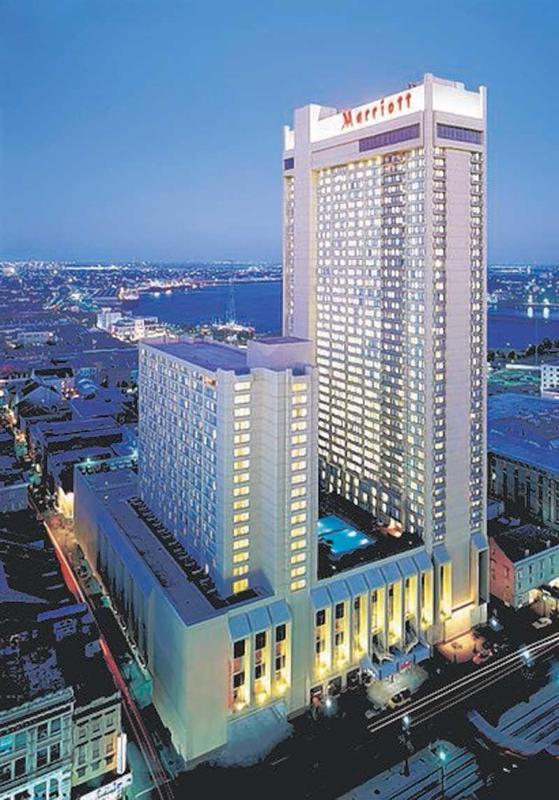 Marriott New Orleans C Street