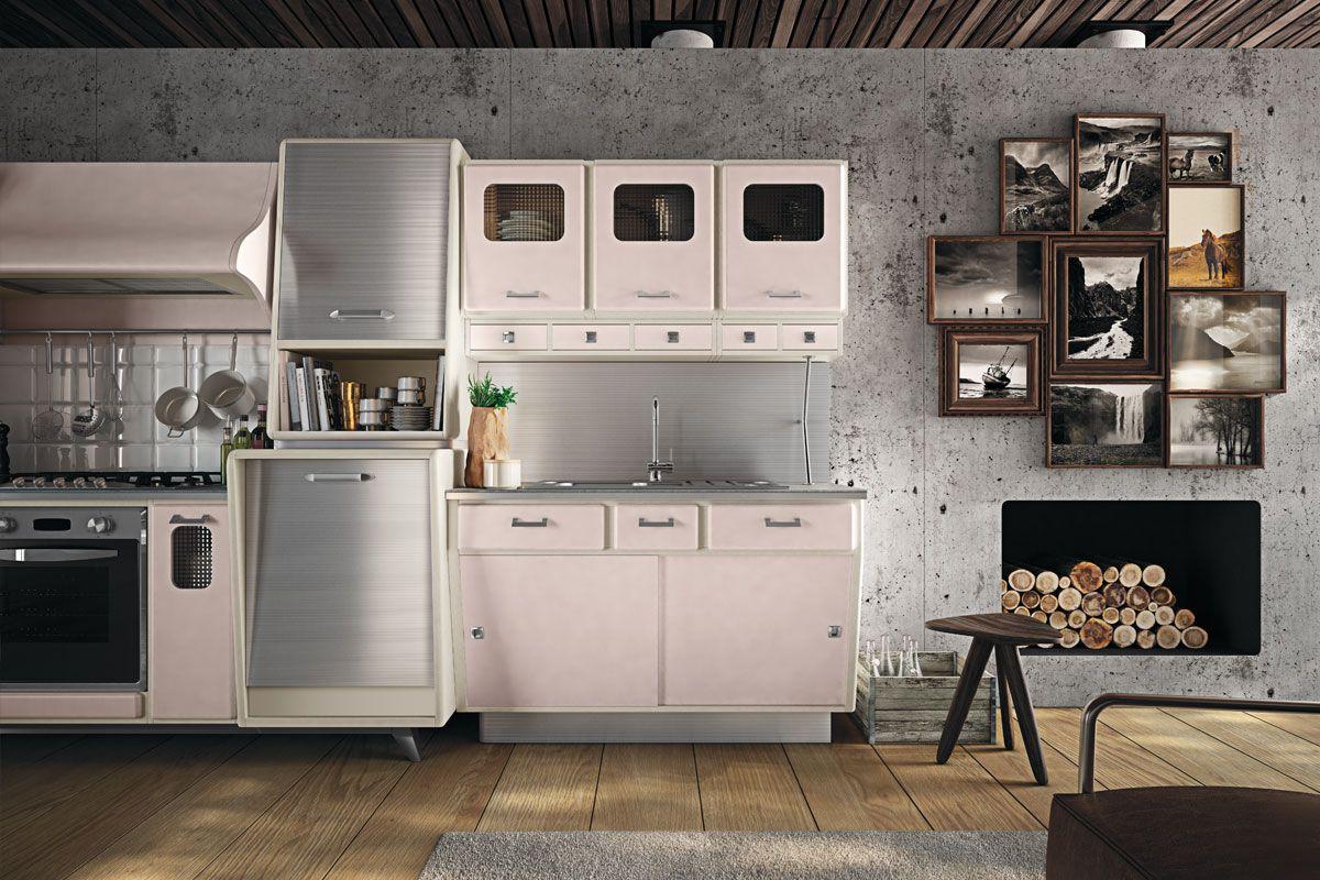 Marchi Group   Fifties Style Kitchen   Saint Louis. Pinned By Secret Design  Studio,