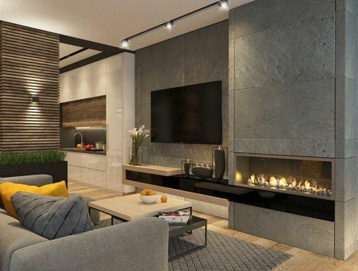 ▷ 1001+ Idées pour décider quelle couleur pour les murs du0027une - couleur cuisine avec carrelage beige