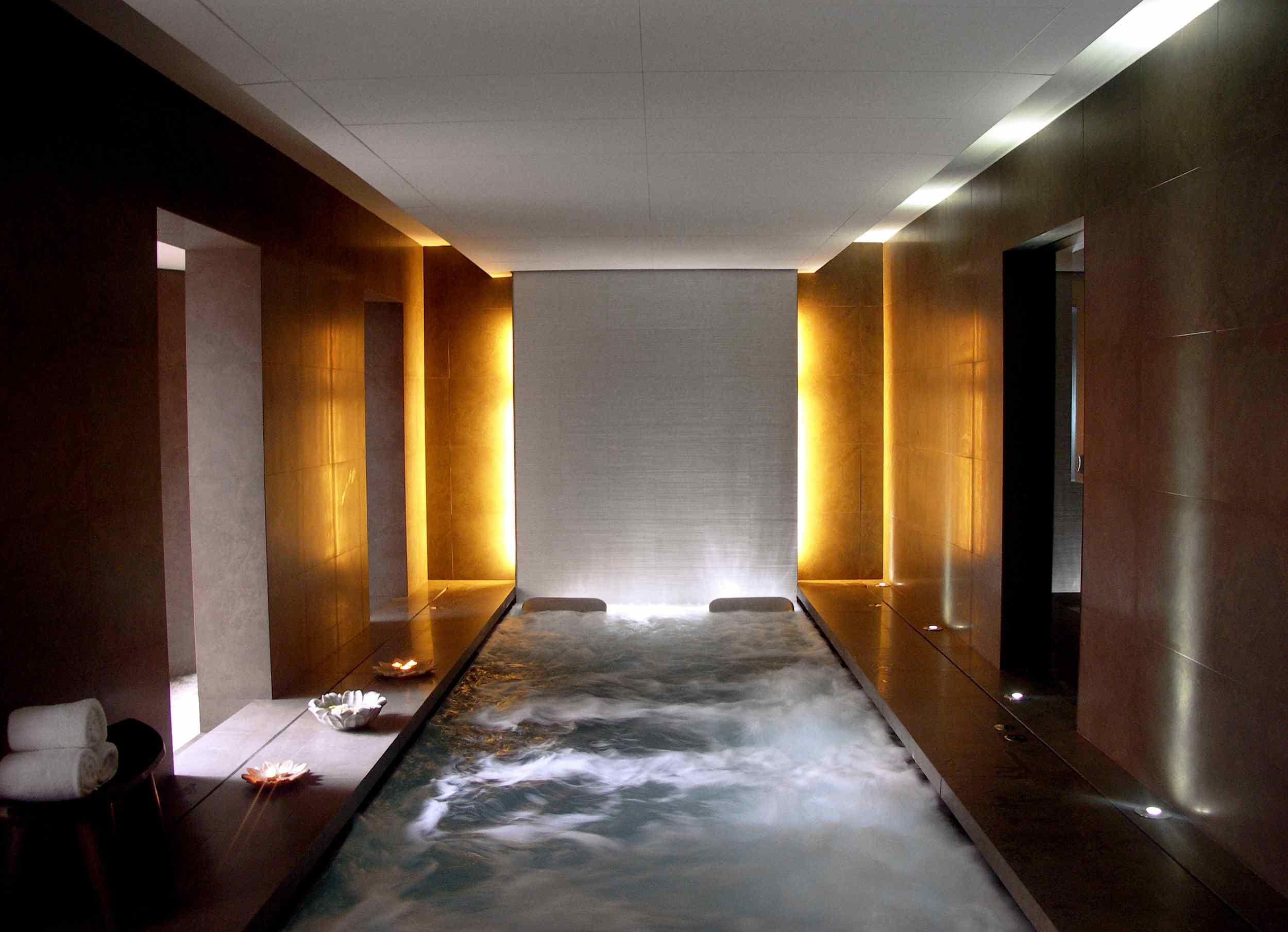 Hotel omm spa barcelona sandra tarruella interioristas - Interioristes barcelona ...