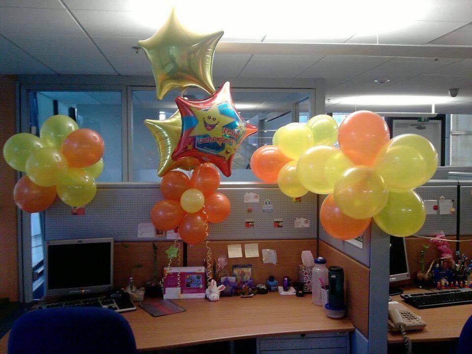 Celebraci n godinez cumplea os en la oficina fiesta for Fiesta en la oficina