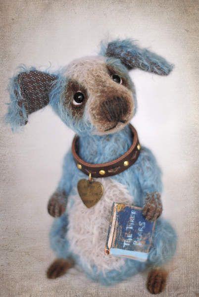 Ray By Janna Pankova Bear Teddy Bear Toys