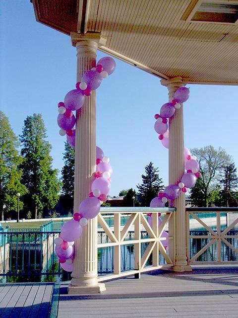 Ballons Balloon Decorations Balloon Pillars Party Balloons